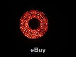 IS200/IS300 1999-2005 XE10 LED Feux Arrieres V2 BLACK for LEXUS
