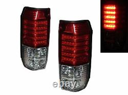 LAND CRUISER J70 SERIES 84-07 Pre-Facelift 4D LED Feux Arriere RD/WH for TOYOTA
