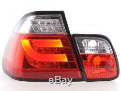 LED Feux arrieres BMW Serie 3 E46 Limo annee 98