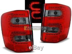 Led Feux Arriere Ldch09 Chrysler Grand Cherokee 1999-2003 2004 2005 Rouge Fume